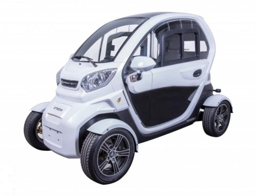 Ηλεκτρικό αυτοκίνητο Energy 4c
