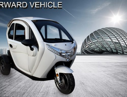 Ηλεκτρικό αυτοκίνητο Energy 3c