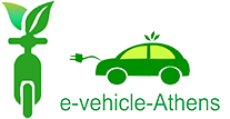 e-vehicle-athens.gr Λογότυπο