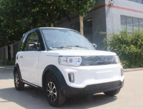 Νέο ηλεκτρικό αυτοκίνητο Energy Sport